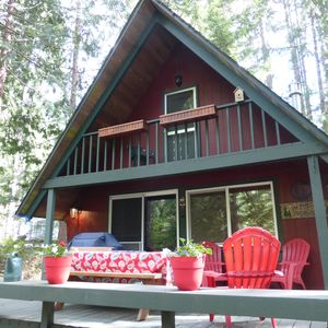 Photo for Cabin at Lake Cushman