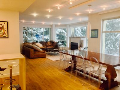 Photo for Begin Your Perfect Vacation At Our 3Bdrm  Ski-in-ski-out Whistler Condo!