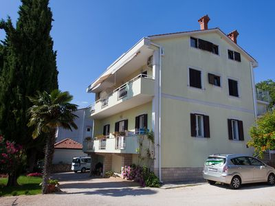 Photo for New, modern apartment with stunning sea views, in Malinska