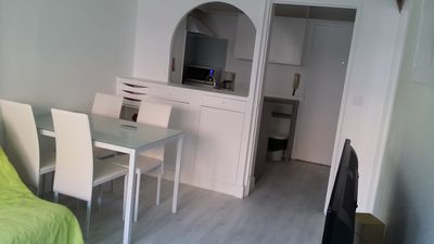 Photo for 1BR Apartment Vacation Rental in Vallauris, Provence-Alpes-Côte d'Azur