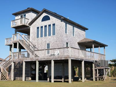 Photo for Sound Front w/ spectacular Sunet Views. 3BR, 2-1/2 BA, Sleep 6-8.