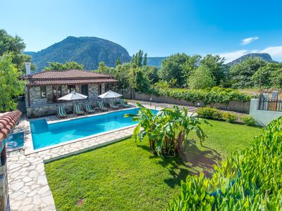 Photo for Villa In Beautiful Location, Private Pool