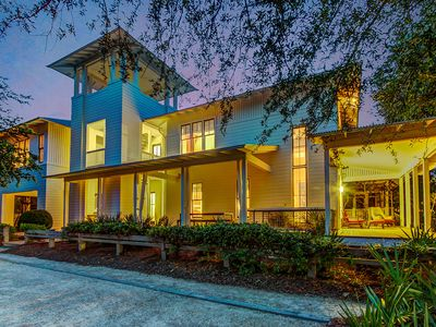 Photo for Remarkable Watercolor Home! Free Paddleboard and Golf Pass Included!