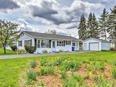 Photo for Cozy Houghton Lake Heights Cottage w/Private Yard