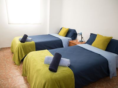 Photo for Room & Breakfast Air Conditioner + Wifi + 5'Alhambra