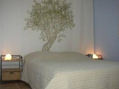 Photo for Apartment entirely new, in provencal house, in the heart of the vineyards
