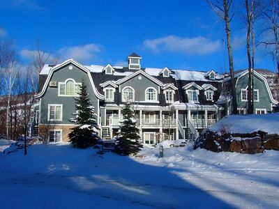 Photo for 2BR Condo Vacation Rental in Mont-Tremblant, QC
