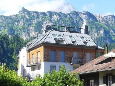 Photo for Apartment Villa Maria 33 in Engelberg - 4 persons, 2 bedrooms