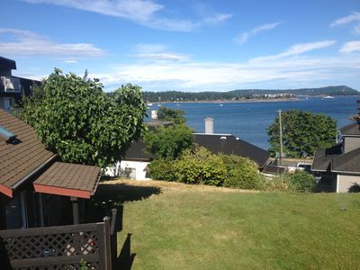 Photo for Guest House Studio overlooking downtown Harbour
