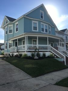 Photo for Prime Location!  Ocean views from every room. Walking distance to Asbury!