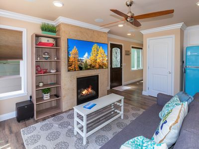 Photo for Beach Living at it's Best! - 7 doors from the Sand & a Great Location waits 4 U!