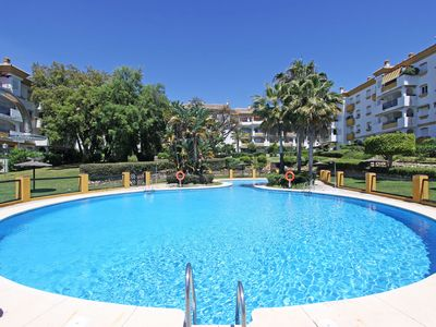 Photo for 1115 Duplex Penthouse golden mile Marbella Sea View large pool