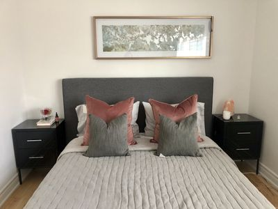 Photo for Bright Grey Bedroom  (shared House)