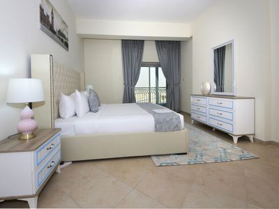 Photo for Artistic One Bedroom Apartment in Ajmal Sarah Tower, Dubai Land