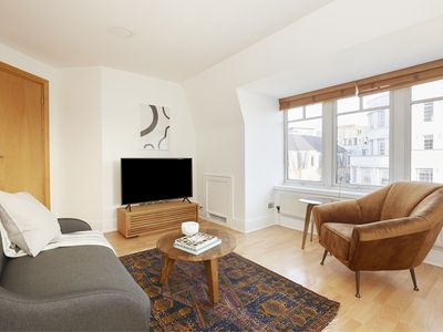 Photo for Pleasant 1BR in Mayfair by Sonder
