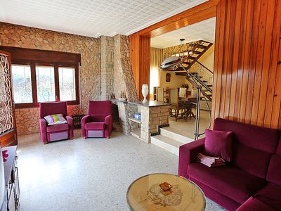 Photo for Vacation home Lleida in Torredembarra - 8 persons, 4 bedrooms