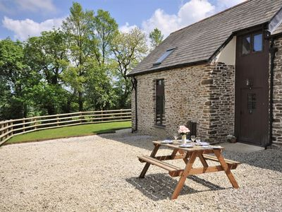 Photo for 2 bedroom Barn in Crackington Haven - TRUSB