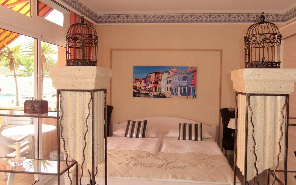 Apartment with south-facing balcony, 55 sqm swimming ... - 755249