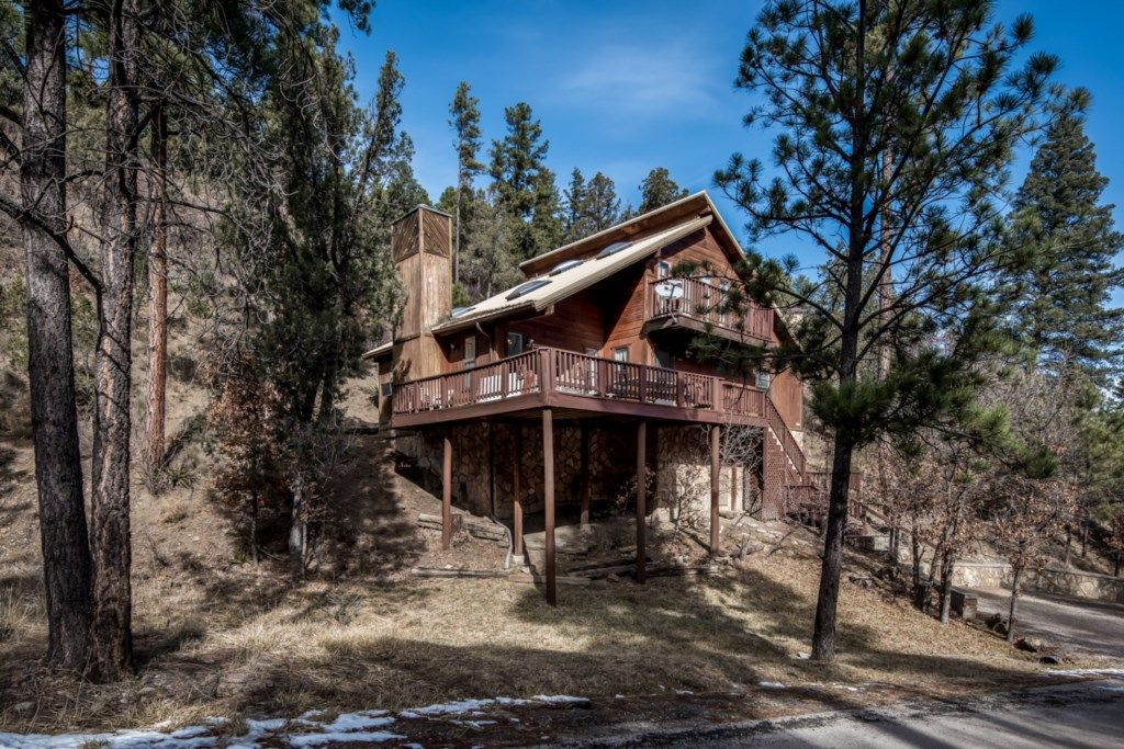 room hill game w bear mexico new cabins cabin ruidoso