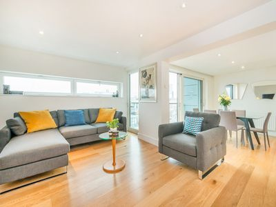 Photo for Duplex Apartment, 47 West One House, Oxford Circus Area, Central London