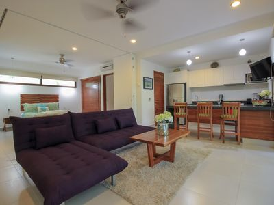 Photo for Exclusive Loft in Gated Community with Private Terrace & Pool Facilities by olahola