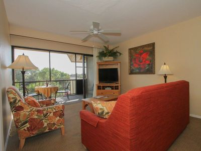 Photo for Park Shore Resort, 4th Flr., w/gorgeous views! West of Hwy 41- 1.25 Miles to Beach! Great Location!