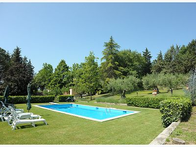 Photo for 6 bedroom Villa, sleeps 10 in San Valentino di Villa with Pool and WiFi