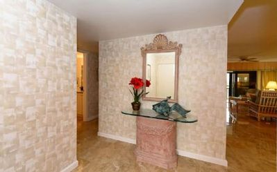 Photo for Chinaberry 953 - 2 Bedroom Condo with Private Beach with lounge chairs & umbrella provided, 2 Pools, Fitness Center and Tennis Courts.