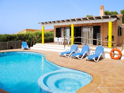 Photo for Vacation home Menorca Sur (SNB111) in Son Bou - 6 persons, 3 bedrooms
