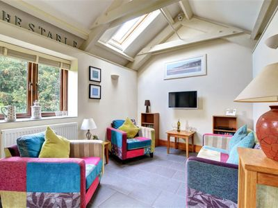 Photo for Vacation home Swan in Wadebridge - Padstow - 4 persons, 2 bedrooms