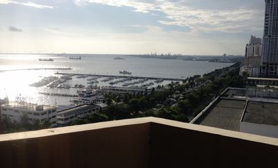 Photo for Spacious Condo Overlooking Manila Bay