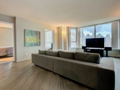 Photo for Stunning Yaletown's 3 bedroom unit