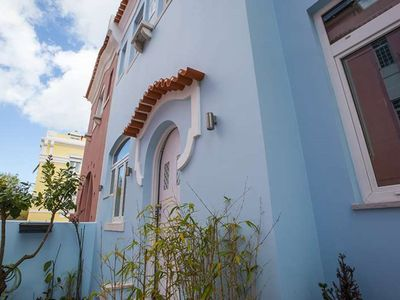 Photo for BLUE HOUSE is located right in the heart of Lisbon, in a prime area of the city