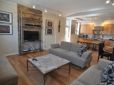 Photo for Amazing Loft Home 4 Bdrm, 3 Bath, Perfect for Families, Couples, Girl's Getaways