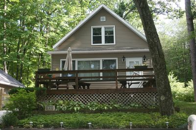 Lakefront Retreat- you don't have to drive far to get away from it all!