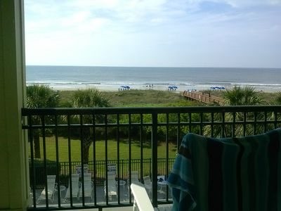 Photo for Beautiful Oceanfront View !  Email us for Specials !