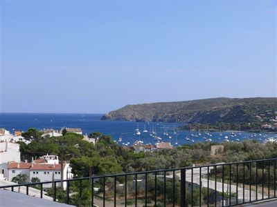 Photo for <![CDATA[101.64_Three bedrooms apartment with parking place and terrace with sea views]]>