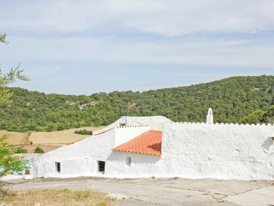 Photo for Typical Mallorcan renovated country house with private pool in Mercadal