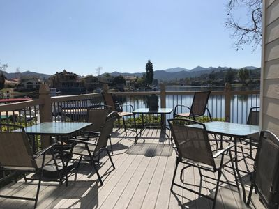 Photo for Waterfront ~ Beautiful Westlake Village! Near Malibu, 3 Month Min.