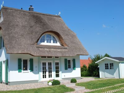 Photo for Detached and comfortable thatched house in the Gutspark Rerik