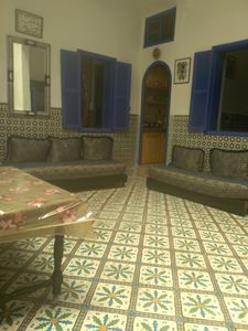 Photo for Typical Riad in the old medina of Marrakech