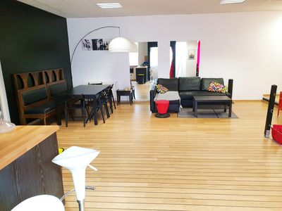 Photo for Homerez last minute deal - Spacious apt in Grenoble and Wifi