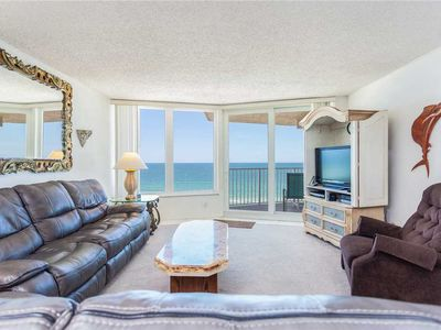 Photo for Shores Club 1105, 2 Bedrooms, Penthouse, Ocean Front, Sleeps 6