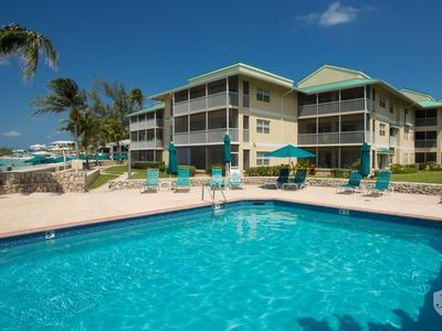 Photo for 3 Bedroom Oceanview Condo on Seven Mile Beach