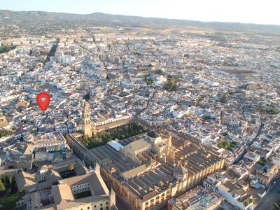 Photo for Charm apartment 100m from Mosque-Cathedral of Cordoba. WIFI, Air Con