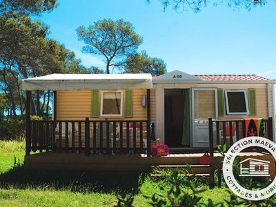 Photo for Camping Oasis Village ***** - Maeva Camping - Mobile Home 3 Rooms 4/6 People Air conditioned