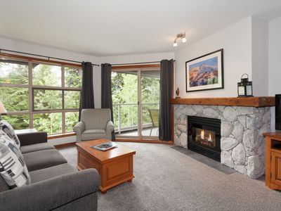 Photo for Upgraded & beautifully decorated ski-in, ski-out apartment on Blackcomb
