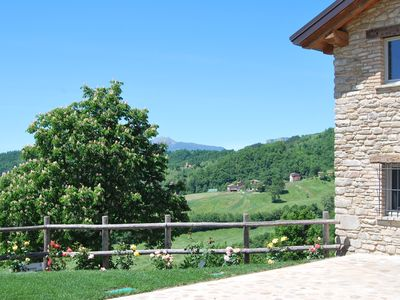 Photo for Fancy a great holiday in Italy in a renovated house with a stunning view?