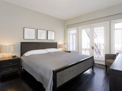 Photo for Modern Furnished 2BR in Nob Hill