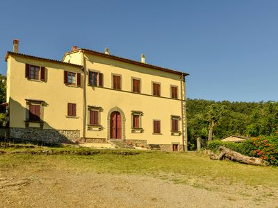 Photo for 3BR Country House / Chateau Vacation Rental in Arezzo, Toscana